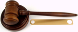 Walnut Gavel Set-Gavel-Schoppy's Since 1921