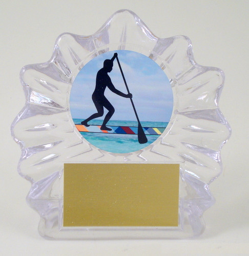 Paddleboard Small Shell Trophy