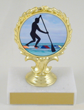 Paddleboard Trophy Small-Trophies-Schoppy's Since 1921