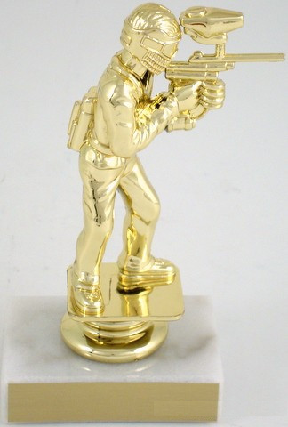 Paintball Trophy