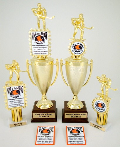 Street Hockey Tournament Bundle Pack-Trophies-Schoppy's Since 1921