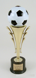 Small Spinning Soccer Ball-Trophies-Schoppy's Since 1921