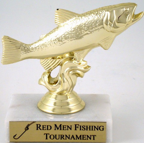 Trout, Weakfish Trophy