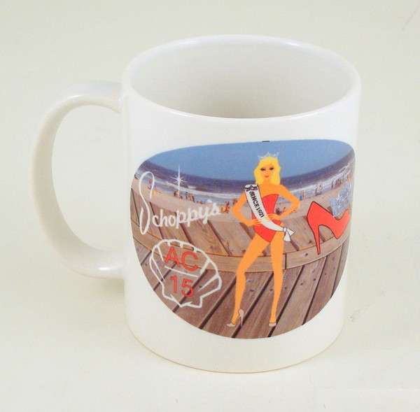 Schoppy's Parade Pin - 2015 Edition Mug