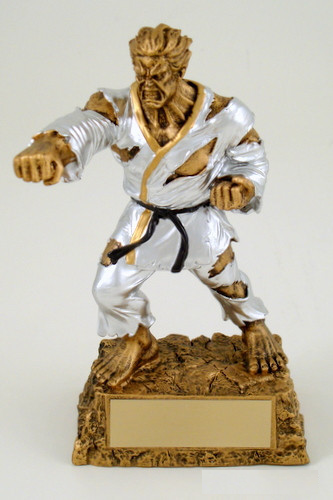 Monster Karate Trophy-Trophies-Schoppy's Since 1921