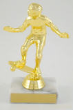Skateboard Trophy-Trophies-Schoppy's Since 1921