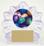 Easter Logo in Acrylic Trophy - Small-Trophies-Schoppy's Since 1921