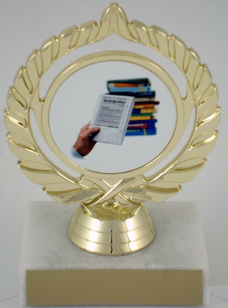 Kindle Logo Trophy