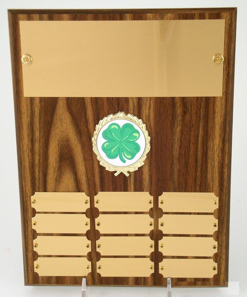 St. Patrick's Day Perpetual Plaque