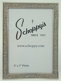 Glitter Galore Frame, Holds 5x7 Photo-Frame-Schoppy's Since 1921