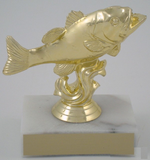 Large Mouth Bass Trophy-Trophies-Schoppy's Since 1921