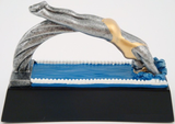 Motion Extreme Trophy Swimmer-Trophies-Schoppy's Since 1921
