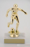 Soccer Trophy on Marble Base-Trophies-Schoppy's Since 1921
