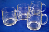 Nordic Mug 13 oz. Set of (4)-Glasses-Schoppy's Since 1921