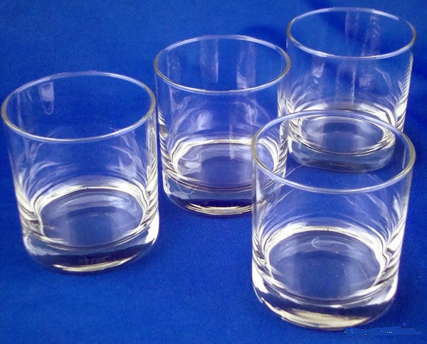 Aristocrat Rocks Glasses 11 oz. Set of (4)-Glasses-Schoppy's Since 1921