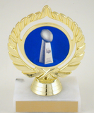 Fantasy Football League Custom Logo Trophy - Medium-Trophies-Schoppy's Since 1921