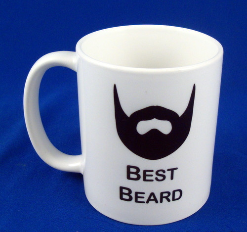 Beard Mug with Custom Message-Mug-Schoppy's Since 1921