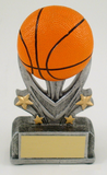 Basketball Sport Star Resin Trophy-Trophies-Schoppy's Since 1921