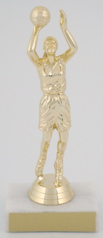 Basketball Trophy Male-Trophies-Schoppy's Since 1921