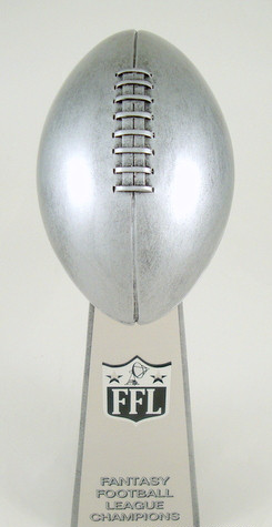 Fantasy Football Championship Trophy Small-Trophies-Schoppy's Since 1921