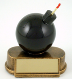 The Bomb Trophy-Trophies-Schoppy's Since 1921