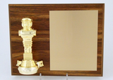 Foosball Figure Plaque-Plaque-Schoppy's Since 1921