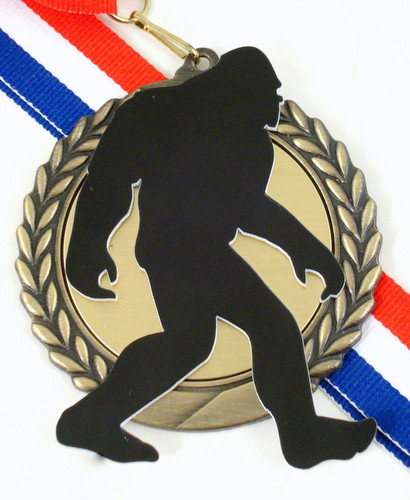 Big Foot Medal