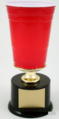 Beer Pong Trophy - Medium