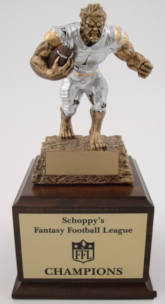 Fantasy Football Monster Trophy - Perpetual FF4