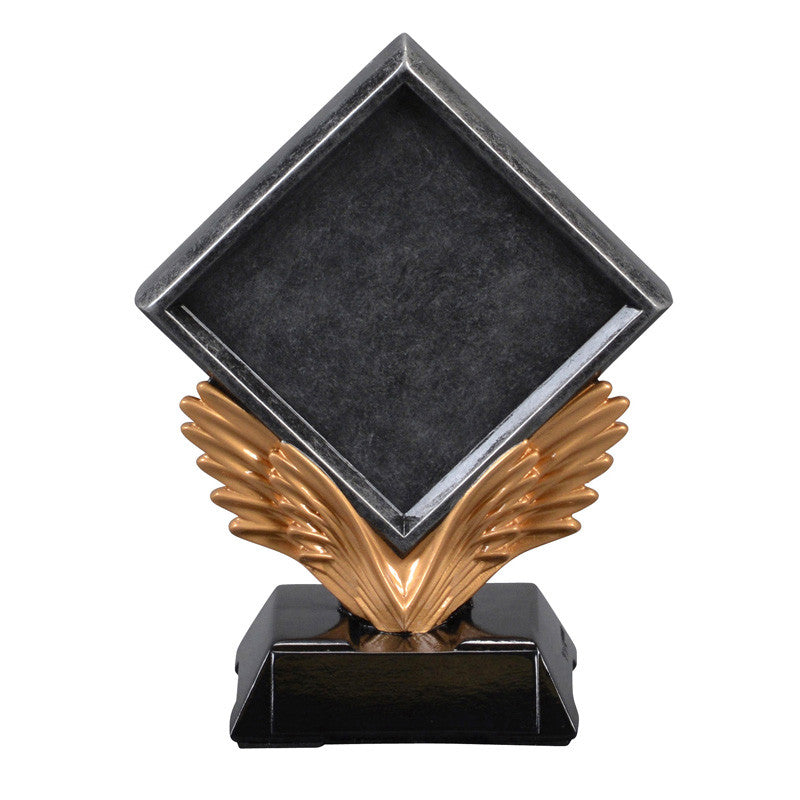 Diamond Victory Wings Resin-resin-Schoppy's Since 1921