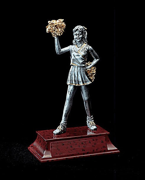 Cheerleader Elite Resin-Trophies-Schoppy's Since 1921
