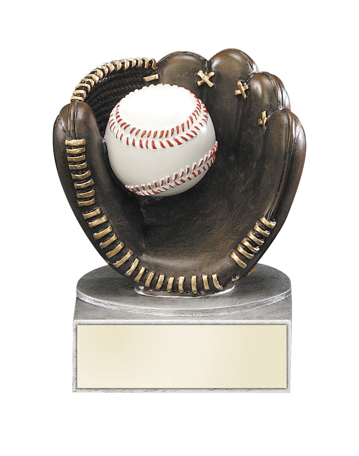Color Tek Resin Trophy - Baseball-Trophies-Schoppy's Since 1921