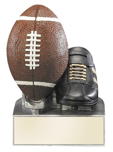 Color Tek Resin Trophy - Football-Trophies-Schoppy's Since 1921