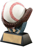 Resin Baseball Holder-Trophies-Schoppy's Since 1921