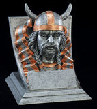 Viking Spirit Mascot Resin Trophy-Trophies-Schoppy's Since 1921