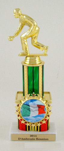 Bocce Trophy - The Italian Special