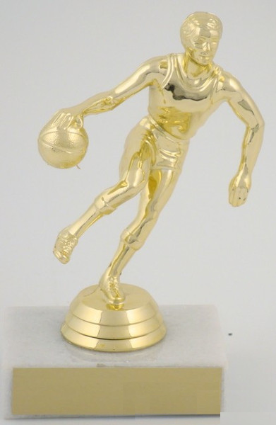 Action Basketball Trophy-Trophies-Schoppy's Since 1921