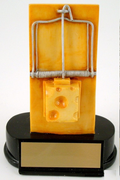 Mouse Trap Trophy