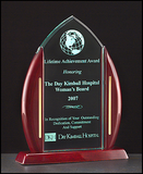 Acrylic Award - Jade Acrylic-Plaque-Schoppy's Since 1921