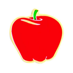 Apple Lapel Pin-Pin-Schoppy's Since 1921