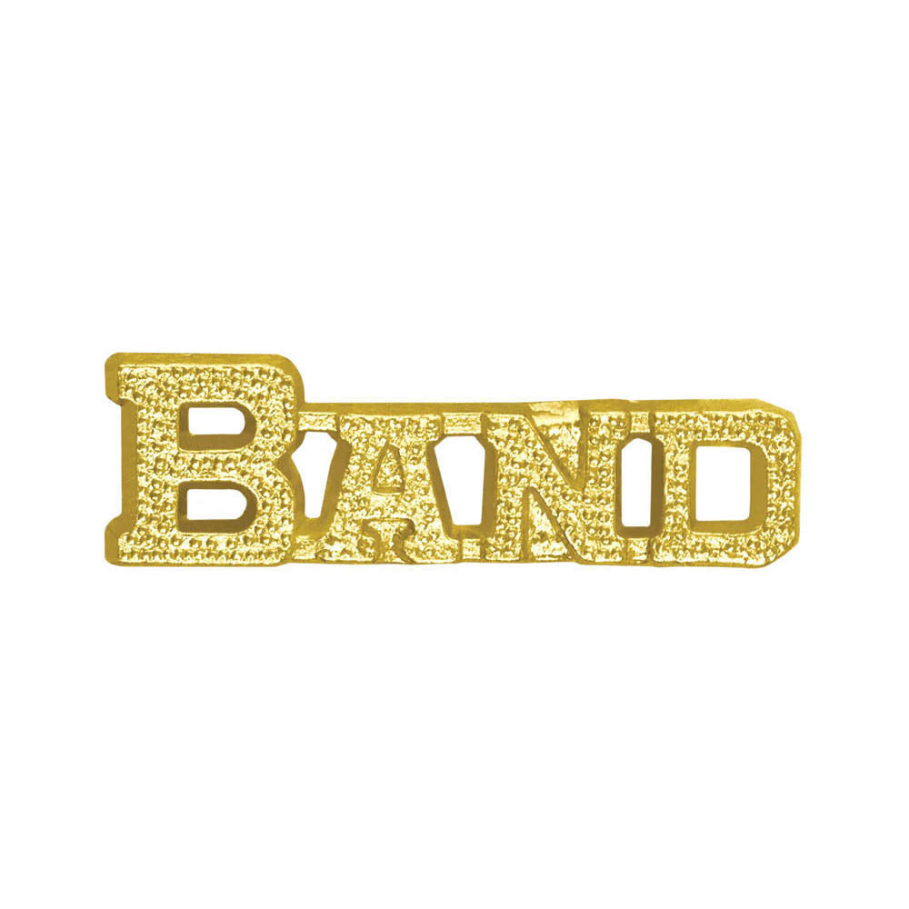 Band Chenille Pin