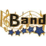 Band Star Lapel Pin-Pin-Schoppy's Since 1921