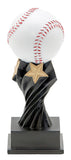 Baseball Tempest Resin Trophy-Trophies-Schoppy's Since 1921