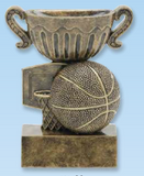 Basketball Sport Cup Resin Trophy-Trophies-Schoppy's Since 1921