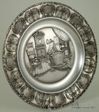 Birth Plate Pewter-Gift-Schoppy's Since 1921
