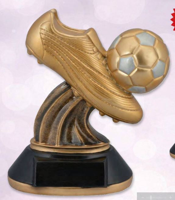 Golden Soccer Cleat Award