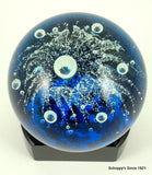 Celebration Glass Ball-Paperweight-Schoppy's Since 1921