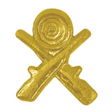 Crossed Rifles Chenille Pin-Pin-Schoppy's Since 1921