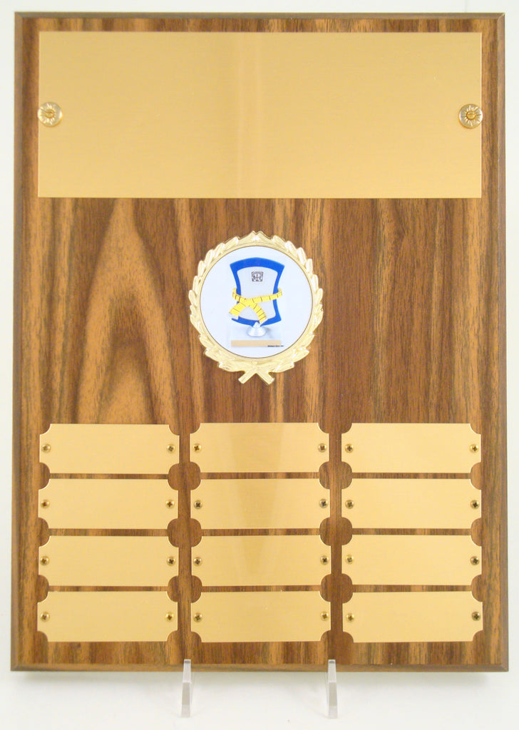 Weight Loss Wooden Perpetual Plaque