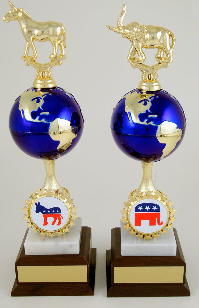 World's Greatest Politician Trophy